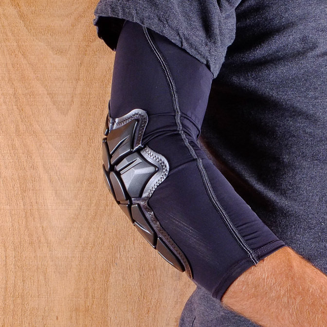 G-Form Pro-X Black Charcoal Elbow Pads - The Longboard Store