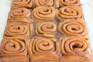 Fruit Sticky Buns - Dozen