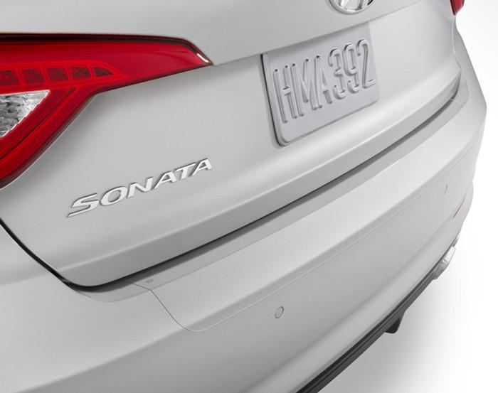 Hyundai Tucson Rear Bumper Protector Film | Hyundai Shop