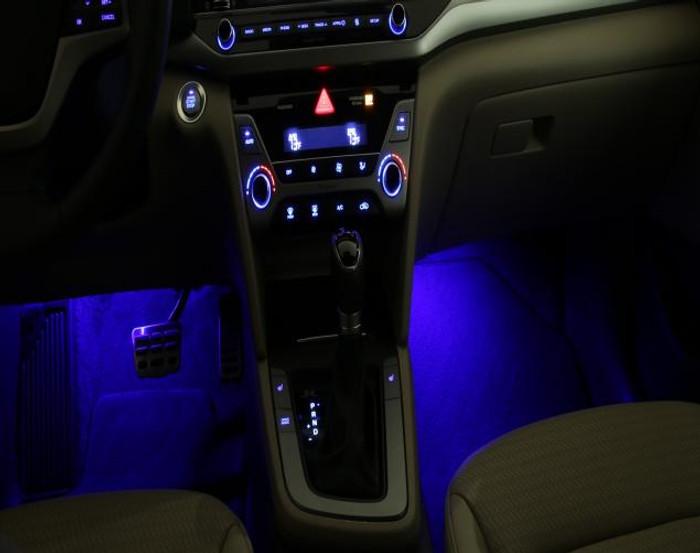 Hyundai Sonata Led Interior Lighting Kit Hyundai Shop