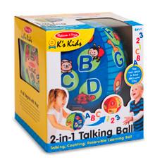 2 in 1 Talking Ball