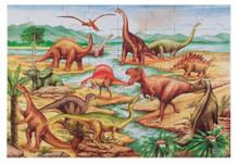Dinosaurs Floor (48 pc)