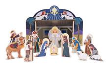 Wooden Nativity Set by Melissa & Doug