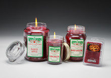 Apple Barn - Baked Apple Candles