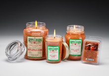 Apple Barn - Hot Apple Cider Candles