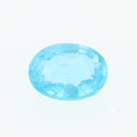 .82ct Apatite Gemstone - Oval Cut Loose Solitaire