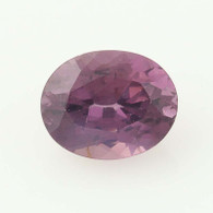 .77ct Loose Spinel Gemstone - Oval Cut Purple Solitaire
