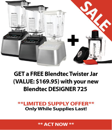 Best Price Deal and Value for $725 Blender by Blendtec
