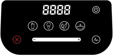 Easy Interface Controls with Presets and Speed on the Blendtec 625 Blender