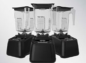 Blendtec Designer 625 with WildSide+ Tritan Jar in Black