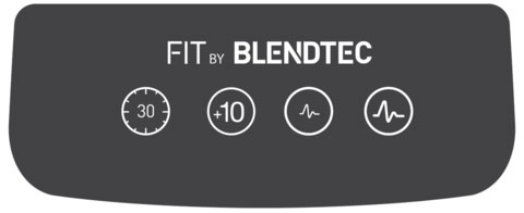 Blendtec Fit Touch Pad