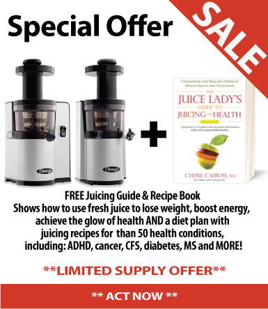 Omega vSJ843 Juicer Canada SALE: $100 OFF NOW!