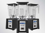 Blendtec Professional 750 in Black with WildSide Jar