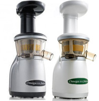 Omega VRT350HD and Omega VRT350W Masticating Juicers