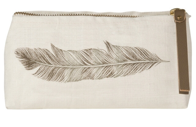 Quill Cosmetic Bag - Pencil | Mama Bath + Body