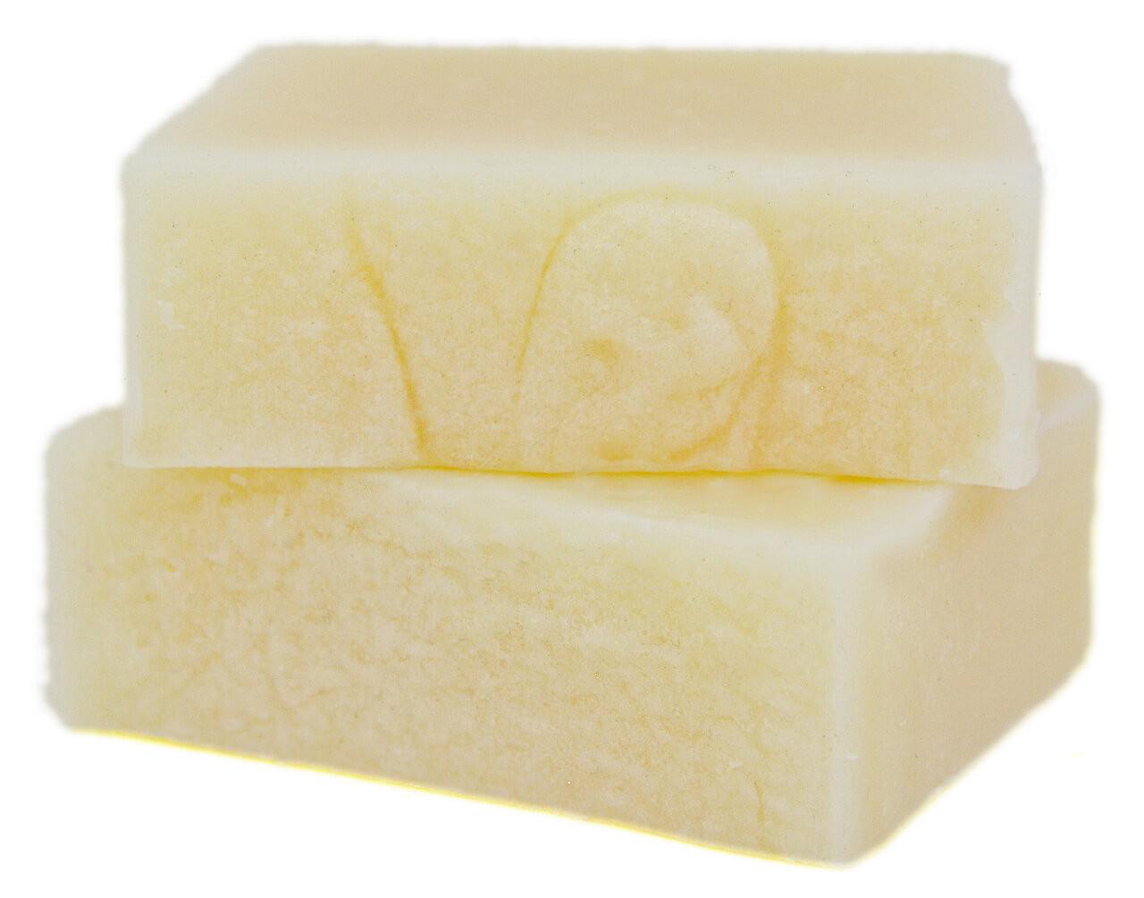 Lavender Shampoo Bar (with cocoa butter) | Mama Bath + Body