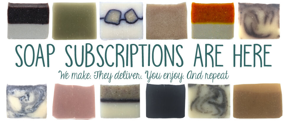Soap of the Month Subscription   Mama Bath + Body