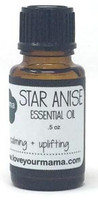 Star Anise Essential Oil | Mama Bath + Body