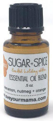Sugar + Spice Essential Oil Blend | Mama Bath + Body
