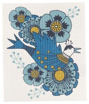Birdland Swedish Dishcloth   Mama Bath + Body