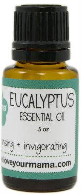 Eucalyptus Essential Oil   Mama Bath + Body