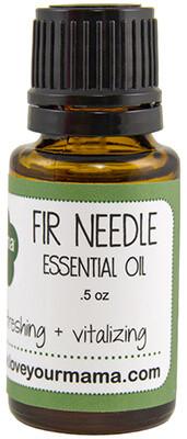 Fir Needle Essential Oil   Mama Bath + Body