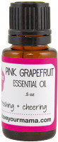 Pink Grapefruit Essential Oil | Mama Bath + Body