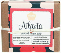 Atlanta Neighborhood Soap | Mama Bath + Body