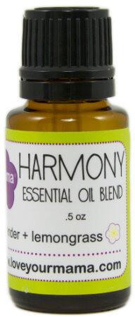 Harmony  (Lavender + Lemongrass) Essential Oil Blend | Mama Bath + Body