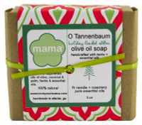 O'Tannenbaum Soap - Gift Wrapped | Mama Bath + Body
