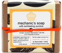 Mechanic's Soap (Pumice) - Gift Wrapped | Mama Bath + Body