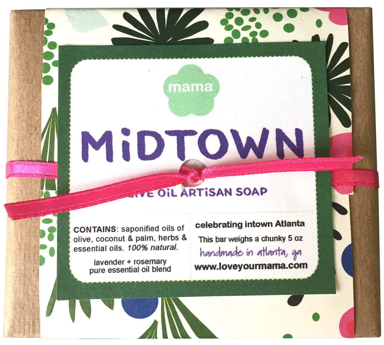 Custom Soap | Mama Bath + Body
