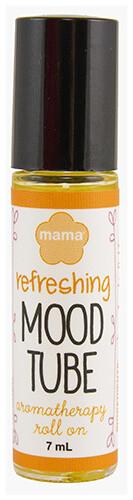 Refreshing (Grapefruit + Tangerine) Mood Tube   Mama Bath + Body