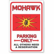 Mohawk Parking