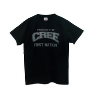 Property Of Cree Nation Tee