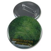 Bamboo Avenue Jamaica Button/Magnet/Pocket Mirror