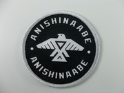 Anishinaabe Iron-On Patch