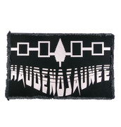 Haudenosaunee Large Jacket Back Patch/Iron-On or Sew-On Appliqué Patch