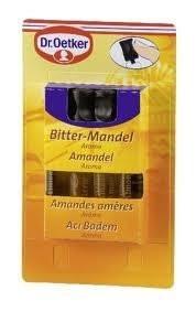Dr. Oetker Almond Extract Flavoring - Bittermandel