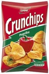 Lorenz Crunchips Paprika, Red Pepper