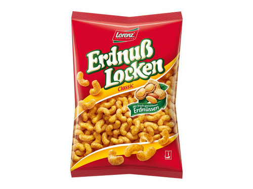 No Question, these are original german peanut puffs... so yummy - buy them here on mygermancandy.com