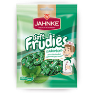 Jahnke Soft Frudies Peppermint Toffee Bag of 150g - 5.2 Oz