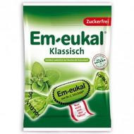 Dr. C Soldan Em-eukal Klassisch zuckerfrei sugar free cough drops 75g - 2.65 Oz