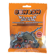 Toms Bonbon Kloak Slam 125g / 4.41 Oz (Hard Licorice)