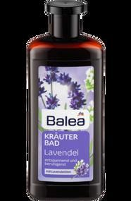German herbal relaxing bath: lavender oil Lavendel  500 ml  - 16.9floz plastic bottle