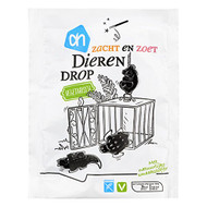 Dieren Drop |Dutch Licorice| soft licorice Zoo 250g - 8.8 oz Bag