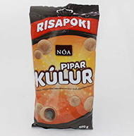 Iceland Pipar Kulur Lakkris Chocolate Licorice Powder Balls - Big Bag 460g - 16.2Oz