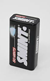 SMINT - Black Mint mint & licorice sugar free / drop 50 pieces in a tin 35g - 1.23oz