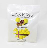Iceland Lakkris, Chocolate & Caramel, Þristakúlur 130g - 4.5Oz