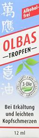 OLBAS Tropfen 12ml (1 x 12ml)